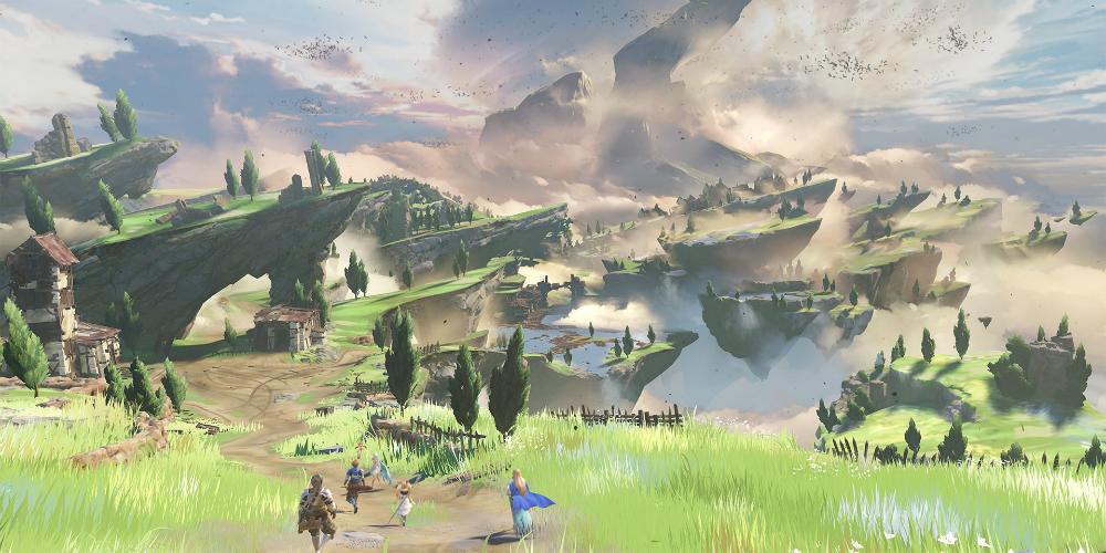 Granblue Fantasy: Relink banner megaslide