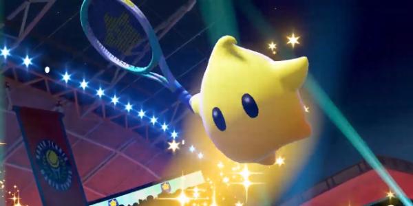 Mario Tennis Aces Sfavillotto banner