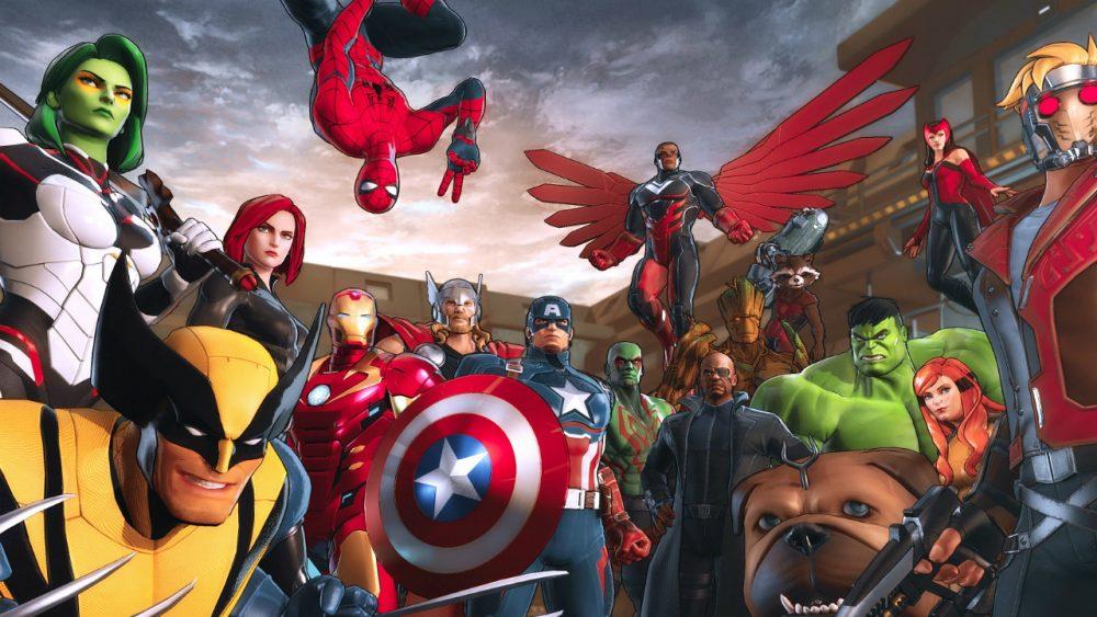 Marvel Ultimate Alliance 3: The Black Order banner scheda