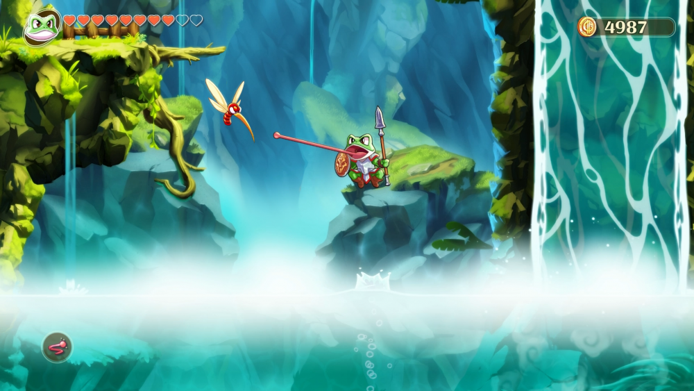 Monster Boy e il Regno Maledetto screenshot