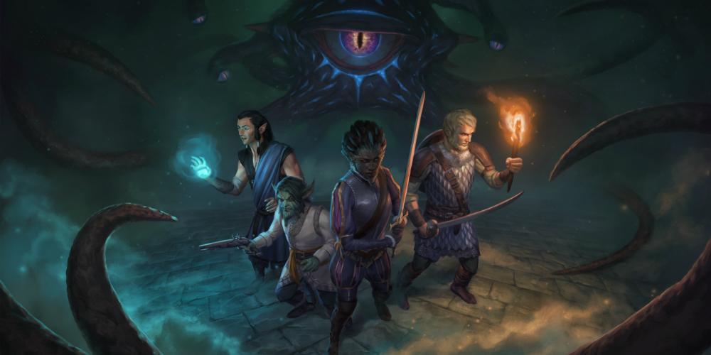 Pillars of Eternity II: Deadfire The Forgotten Sanctum megaslide