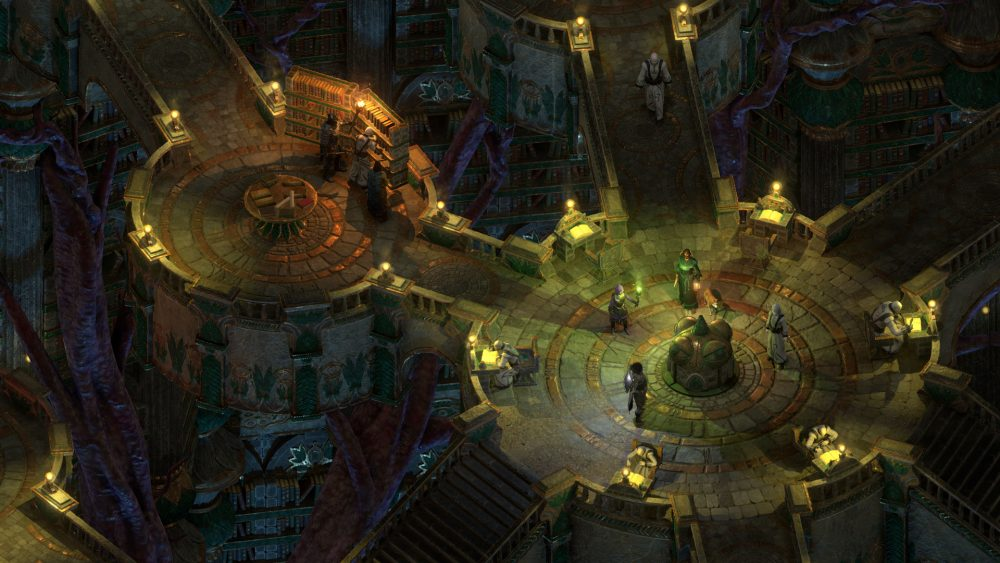 Pillars of Eternity II: Deadfire The Forgotten Sanctum screenshot