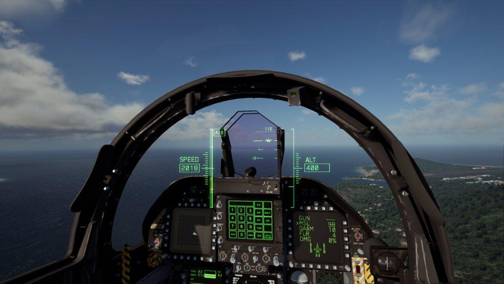 Ace Combat 7 Skies Unkwnown screenshot