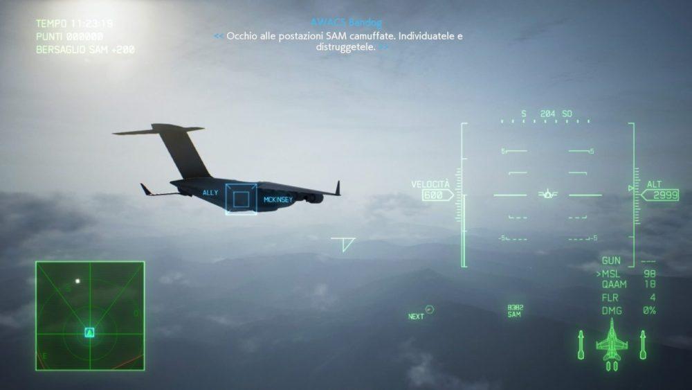 ce Combat 7: Skies Unknown screenshot