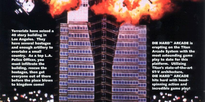 Die Hard Arcade megaslide