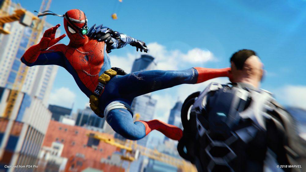 Marvel's Spider-Man screenshot 1
