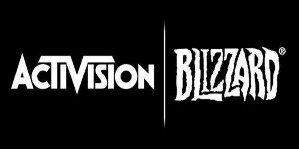 Activision Blizzard banner