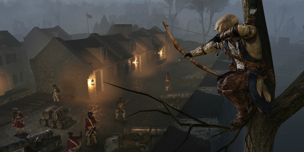 Assassin's Creed III Remastered banner megaslide