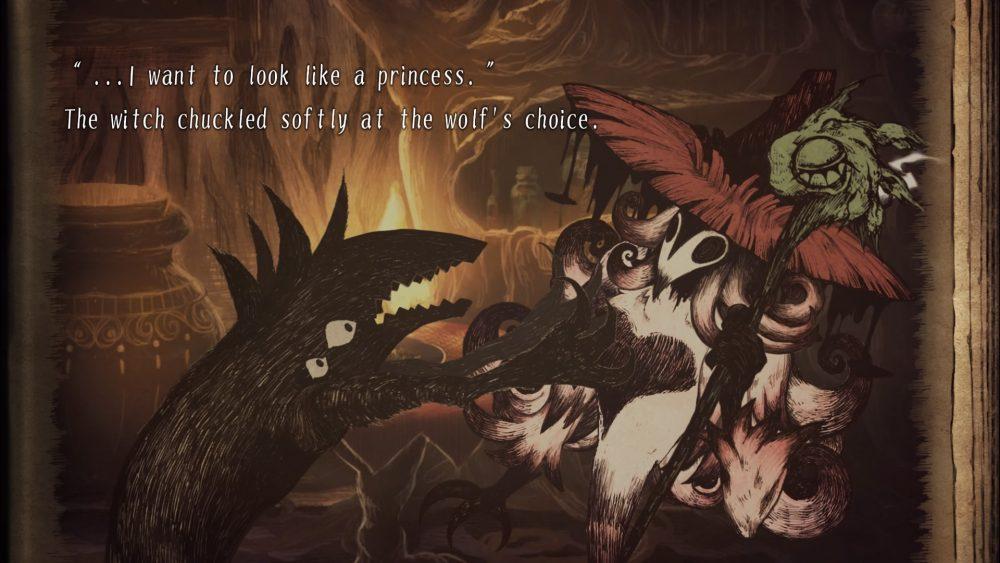 The Liar Princess and the Blind Prince screenshot