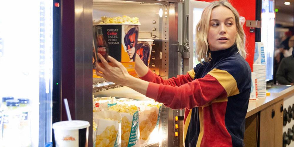 Brie Larson megaslide