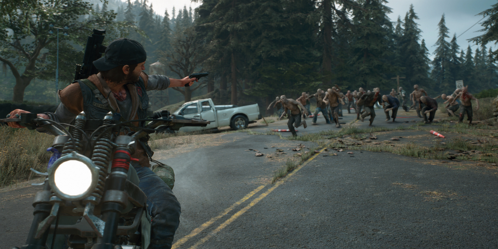 Days Gone megaslide