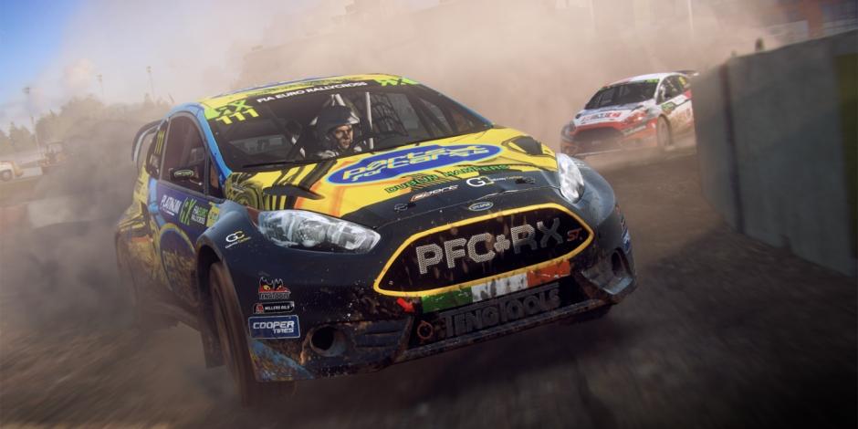 DiRT Rally 2.0 megaslide