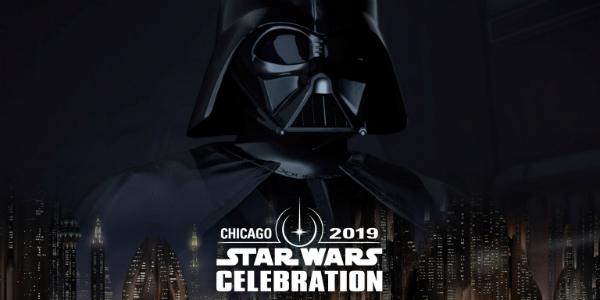 Star Wars Celebration 2019 banner