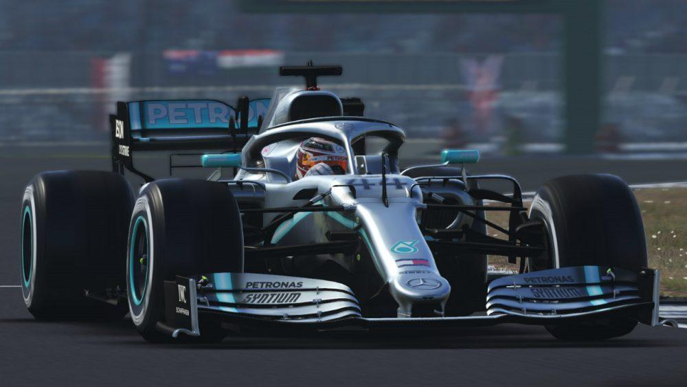 F1 2019 banner scheda
