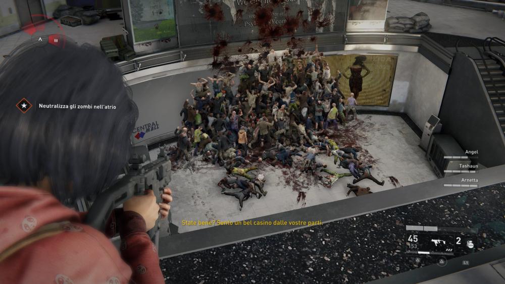 World War Z megaslide screenshot