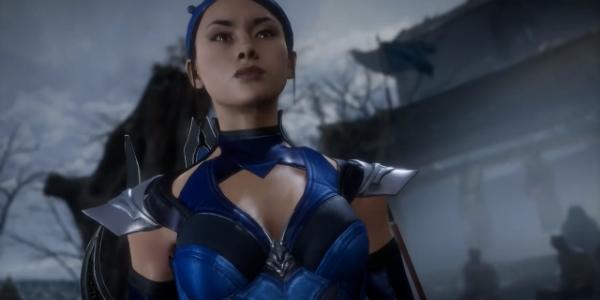 Mortal Kombat 11 Kitana banner