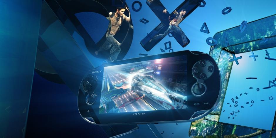 PS Vita Megaslide