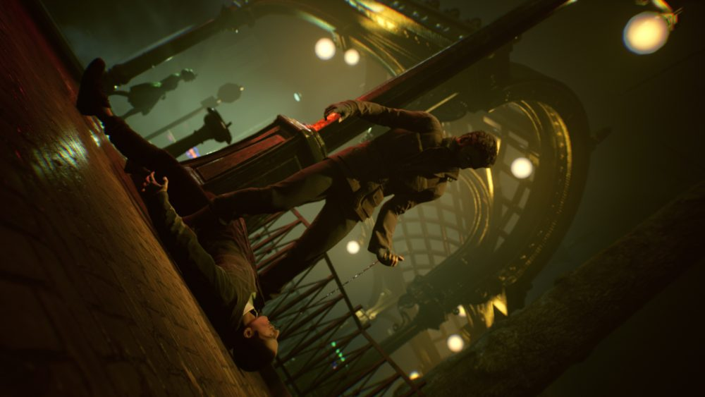 Vampire: The Masquerade - Bloodlines 2 screenshot