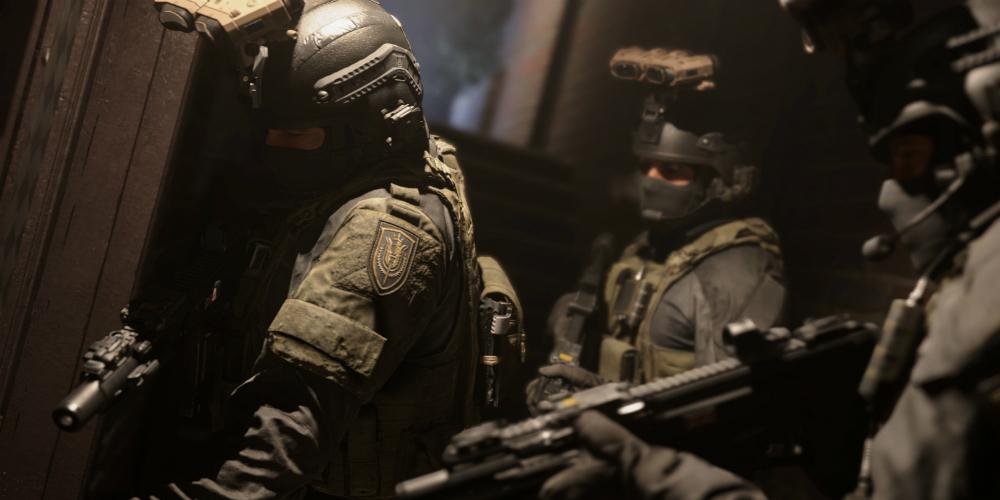 Call of Duty: Modern Warfare banner