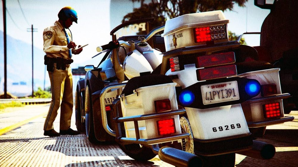 Grand Theft Auto V roleplay
