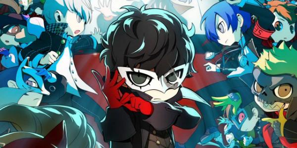 Persona Q2: New Cinema Labyrinth banner