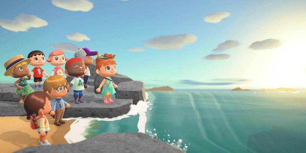 Animal Crossing: New Horizons banner