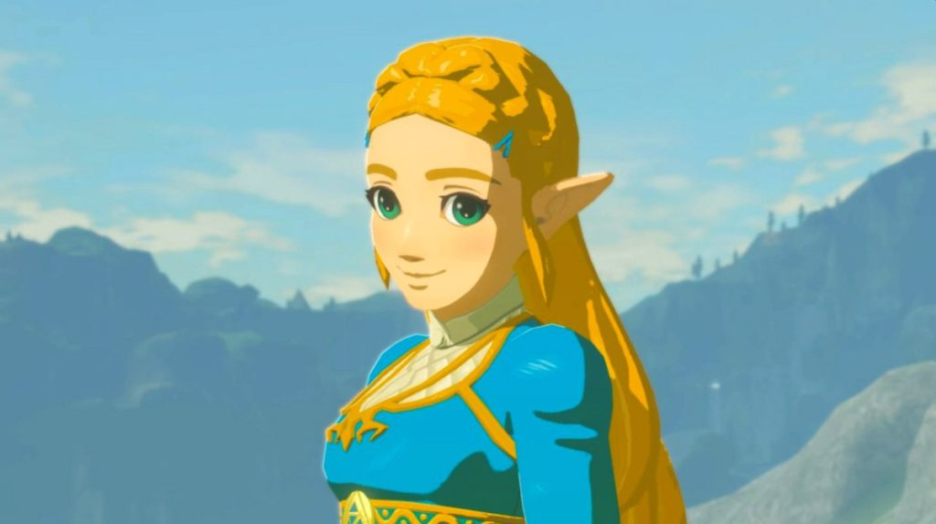 The Legend of Zelda: Breath of the Wild screenshot