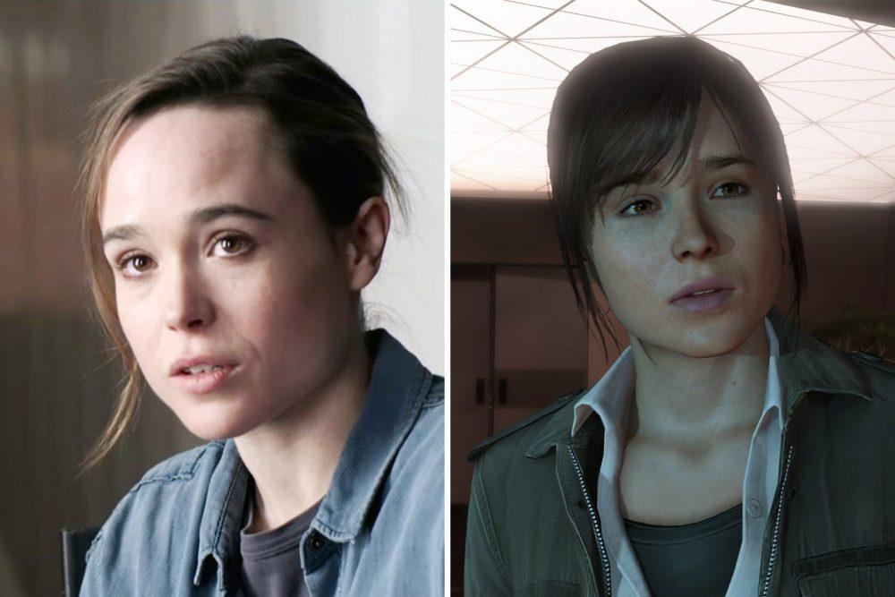 Beyond: Due anime Ellen Page