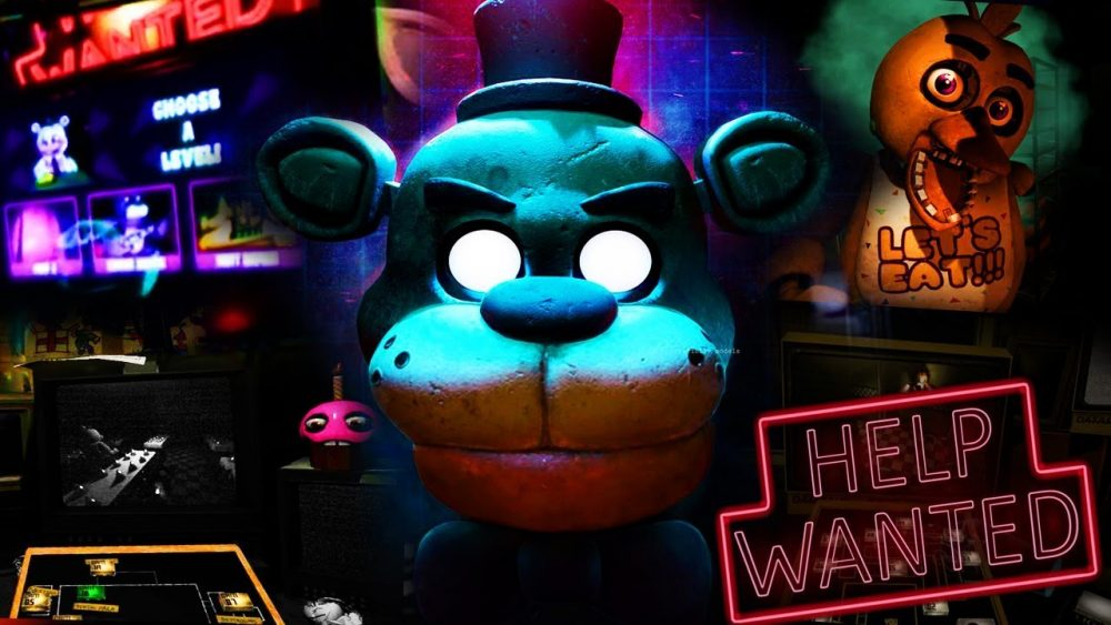 Five Nights at Freddy's VR: Help Wanted banner scheda
