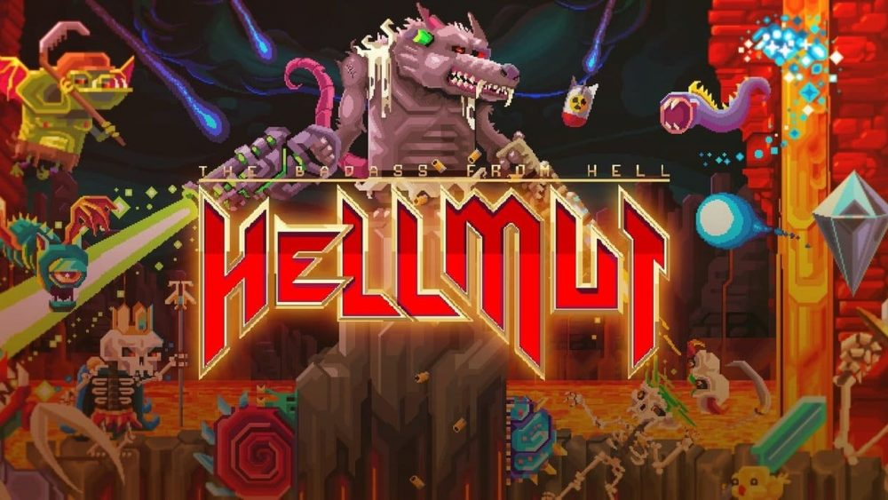 Hellmut: The Badass from Hell banner scheda