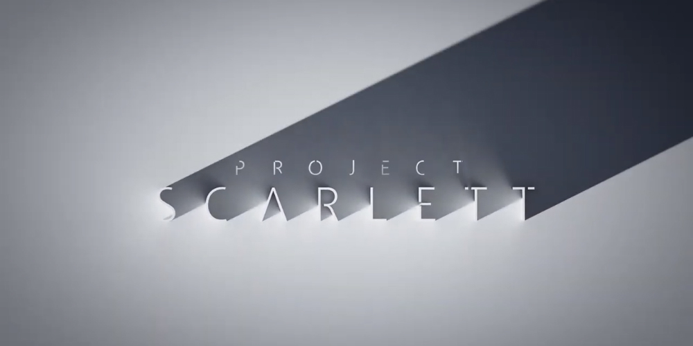 Project Scarlett banner