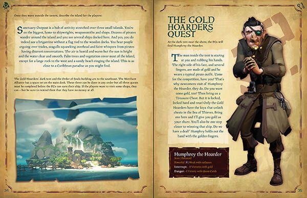 Sea of Thieves gioco di ruolo