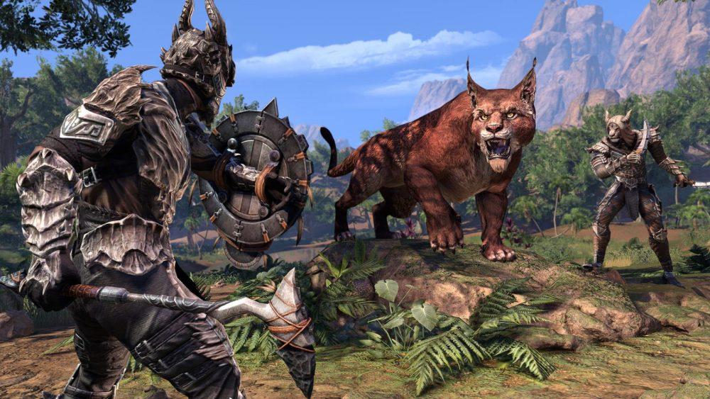 The Elder Scrolls Online Elsweyr screenshot