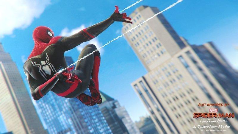 Marvel's Spider-Man Upgrade Suit
