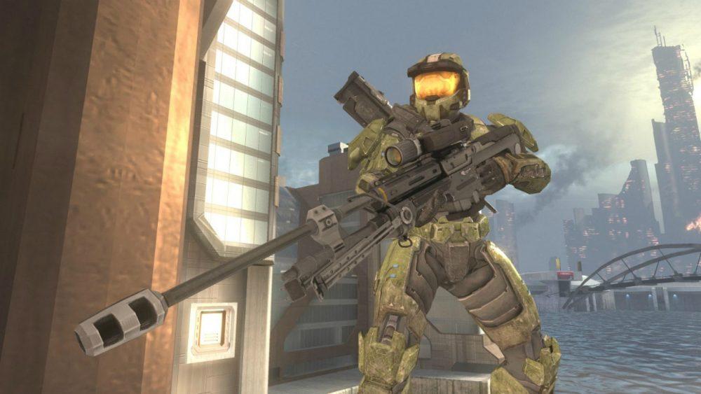 Halo: Reach banner scheda