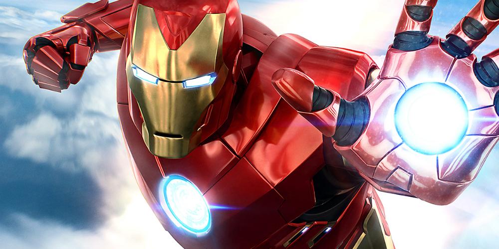 Marvel's Iron-Man VR banner