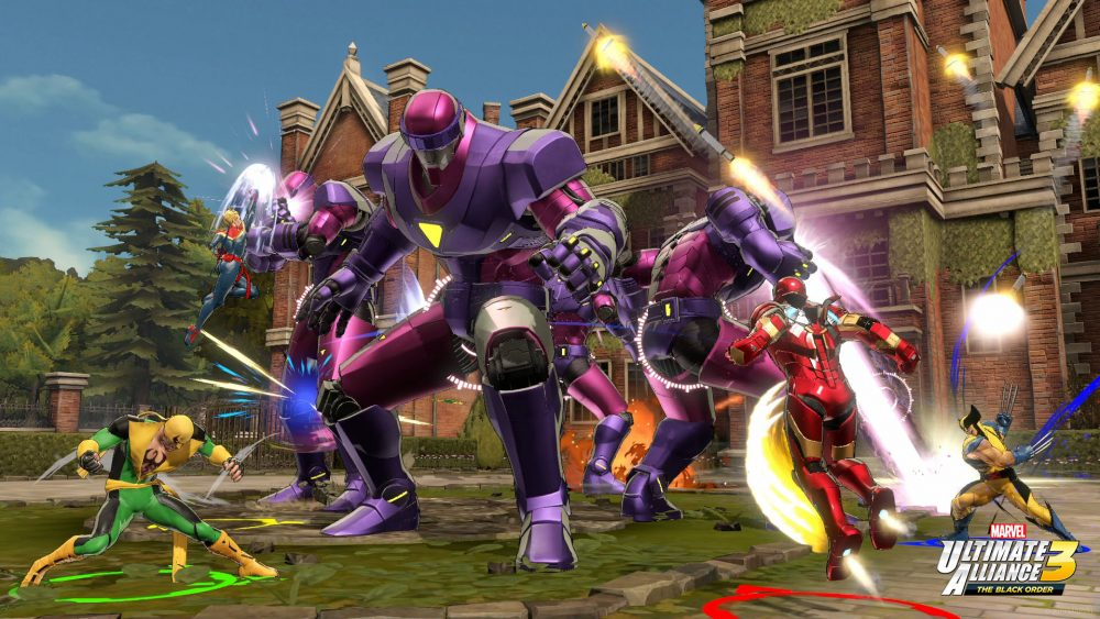 Marvel Ultimate Alliance 3: The Black Order screenshot
