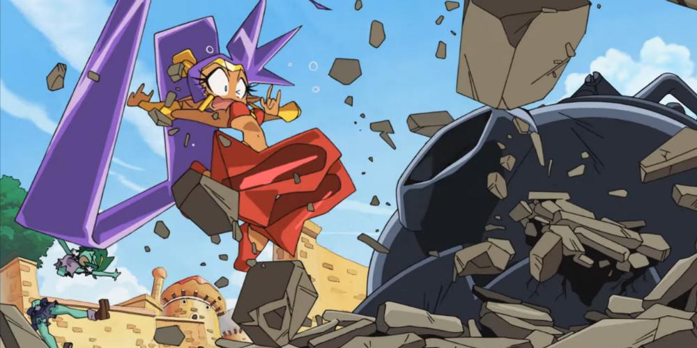 Shantae 5 banner