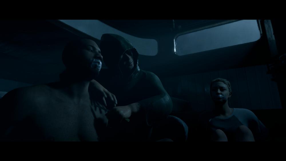 The Dark Pictures: Man of Medan screenshot