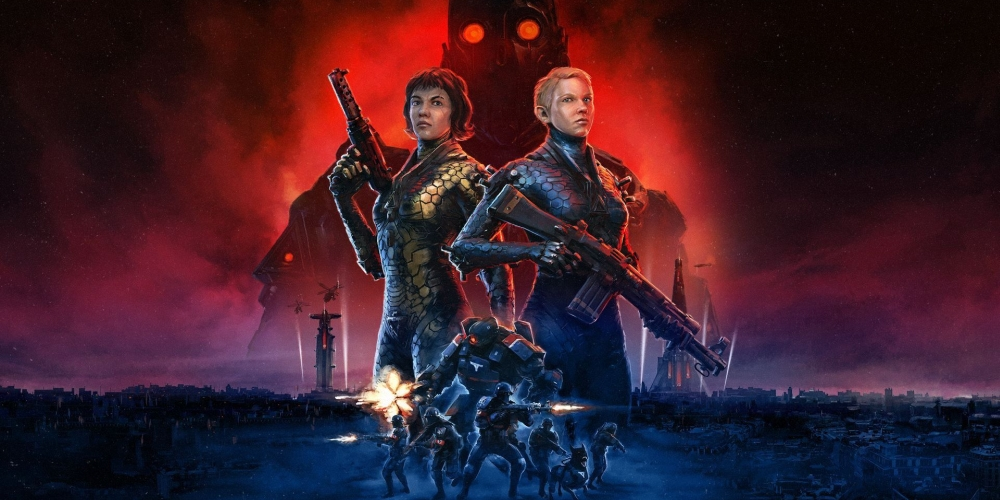 Wolfenstein: Youngblood banner