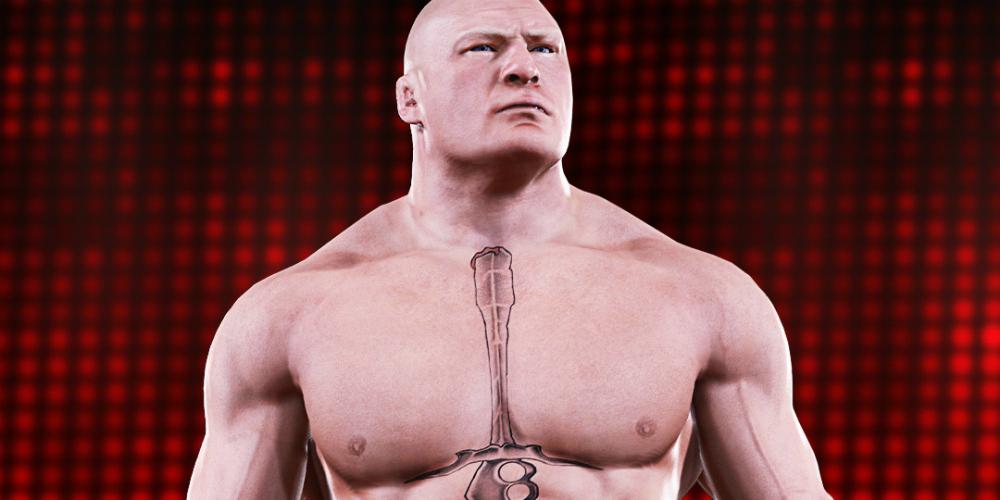 WWE 2K20 banner