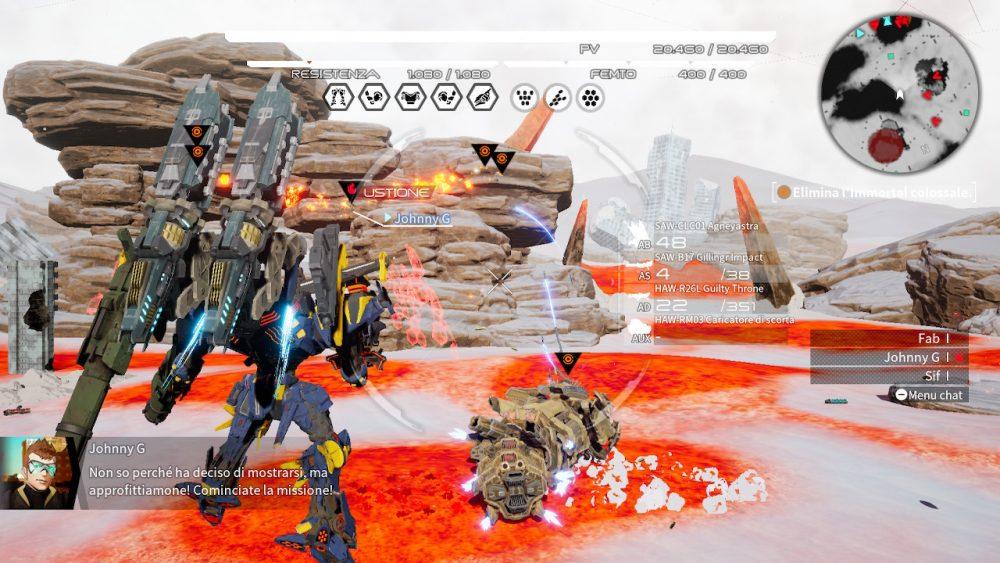 Daemon X Machina screenshot
