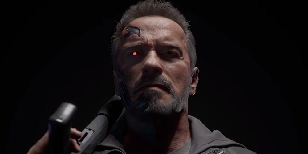 Mortal Kombat Terminator