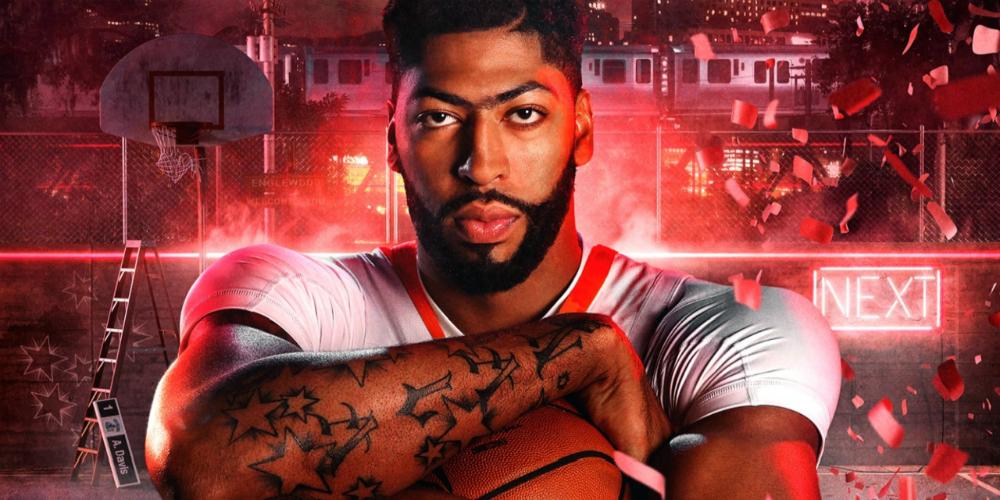NBA 2K20 banner