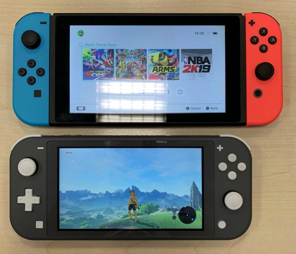 Nintendo Switch Lite foto