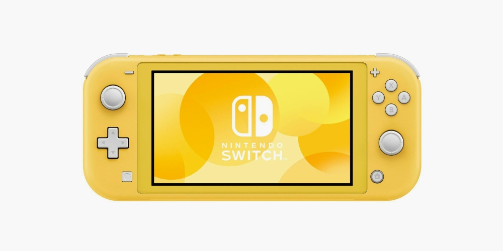 Nintendo Switch Lite foto