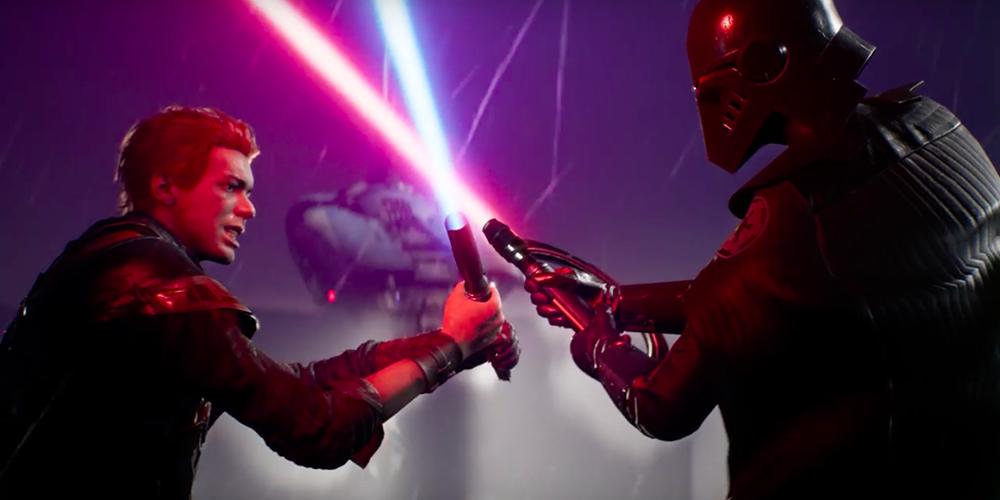 Star wars Jedi: Fallen Order banner