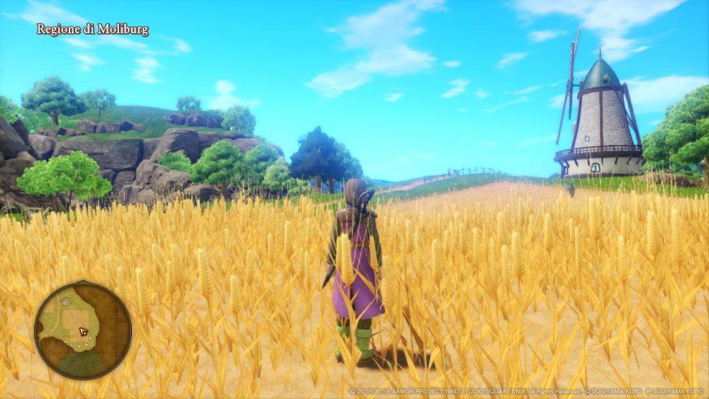 Dragon Quest XI S: Echi di un'era perduta - Edizione Definitiva screenshot