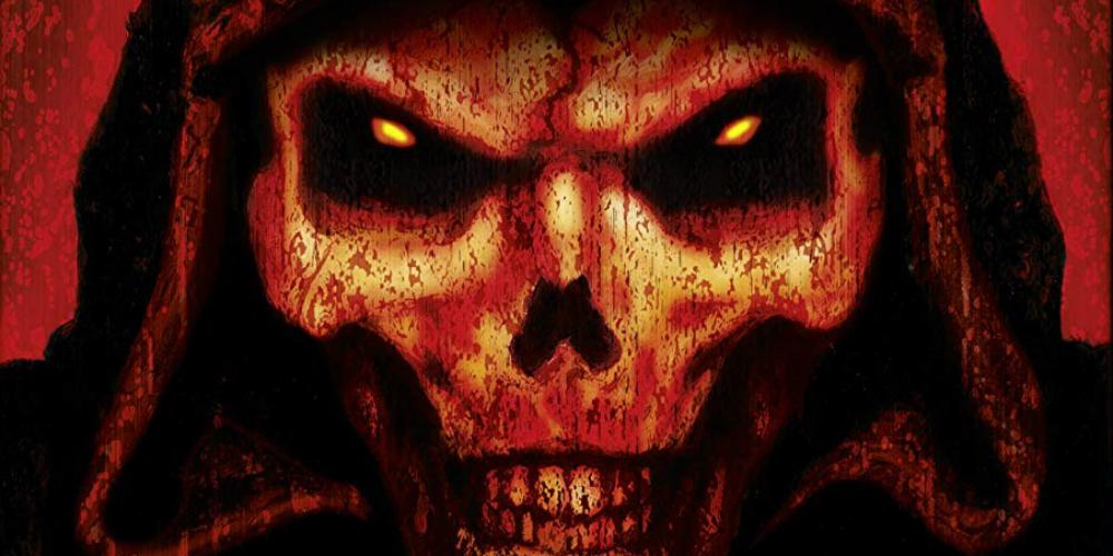 Diablo II banner