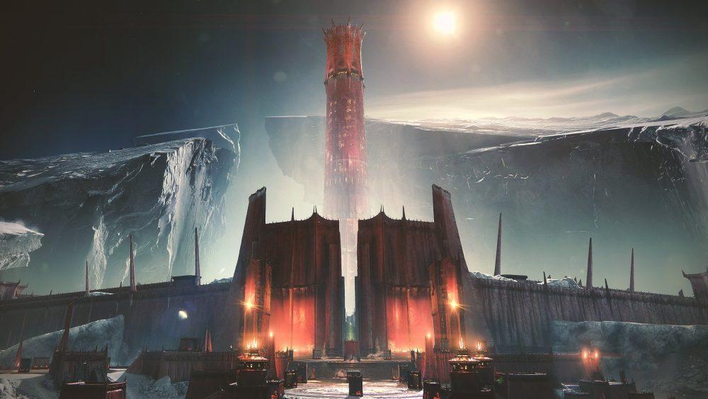 Destiny 2 fortezza